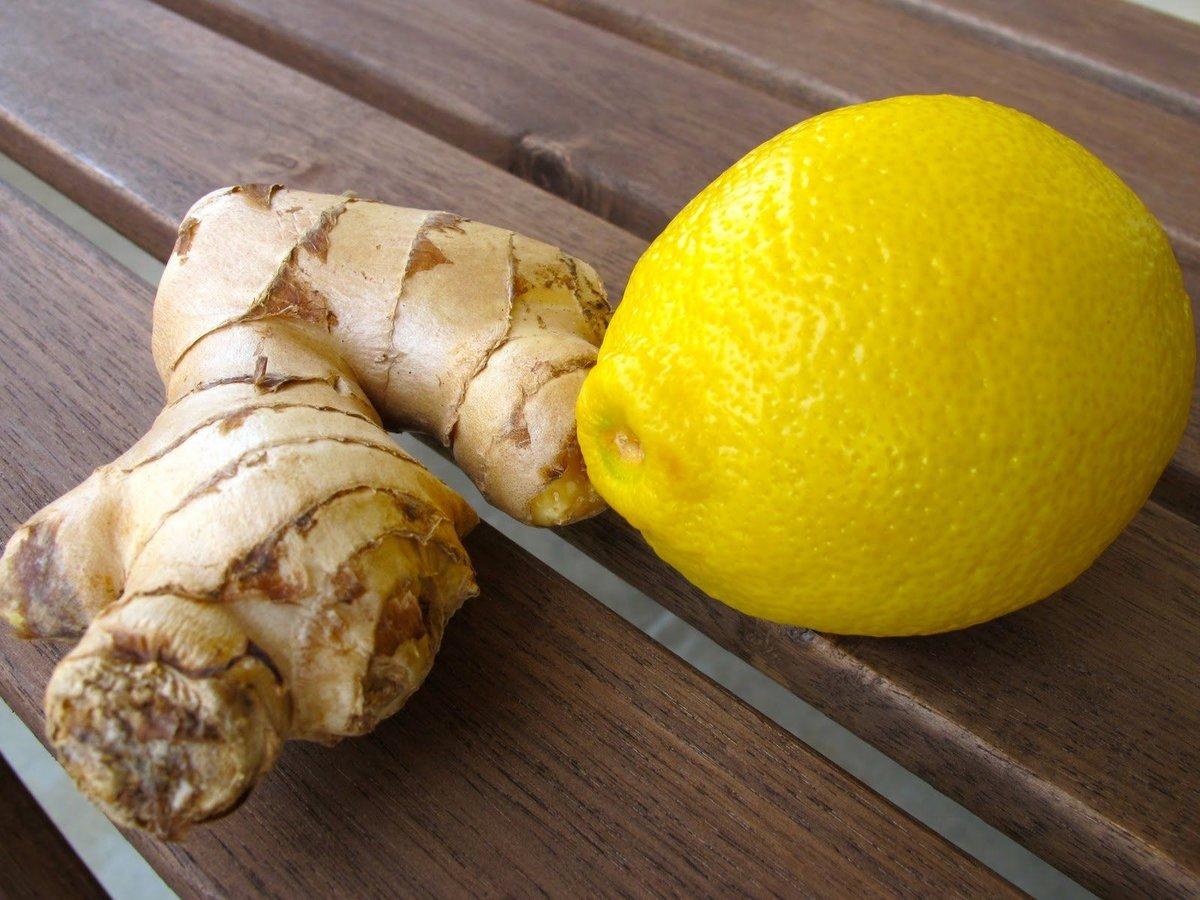 Лимон и чеснок похудеть