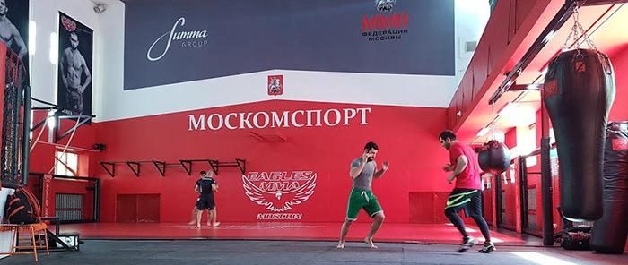 клуб бойцов москва