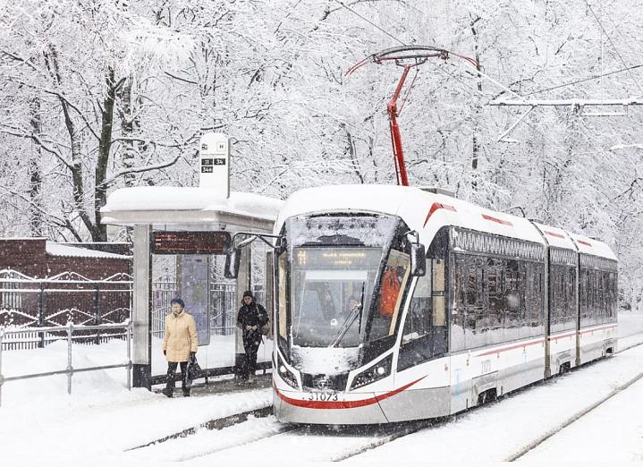 Почти 340 новых вагонов поступят в московское метро в 2021 году